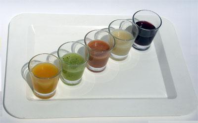 Succhi di frutta naturali for Succhi di frutta fatti in casa