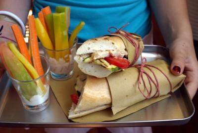 panini-hummus