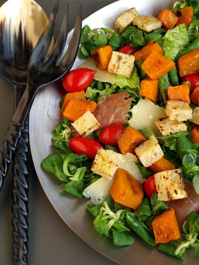 insalata con la zucca picnic