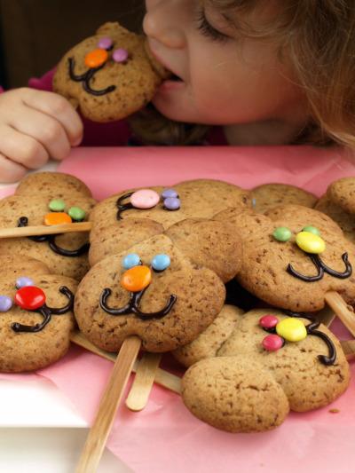 Biscotti con lo stecco da realizzare con i bambini - Cucinare con i bambini ...