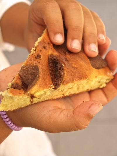 Calendario Gocciole Pavesi.Torta Semplice Con Biscotti Al Cioccolato Tempodicottura It