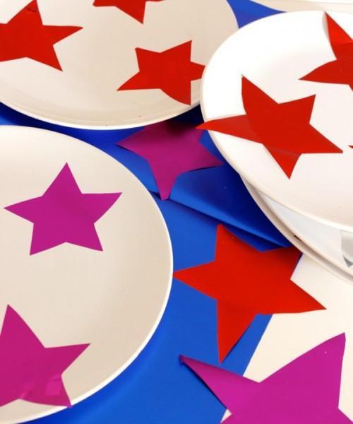 decoro sui piatti
