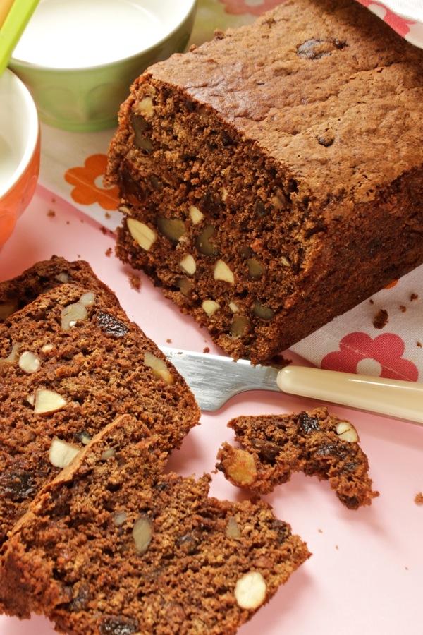 bran cake ricco di fibre