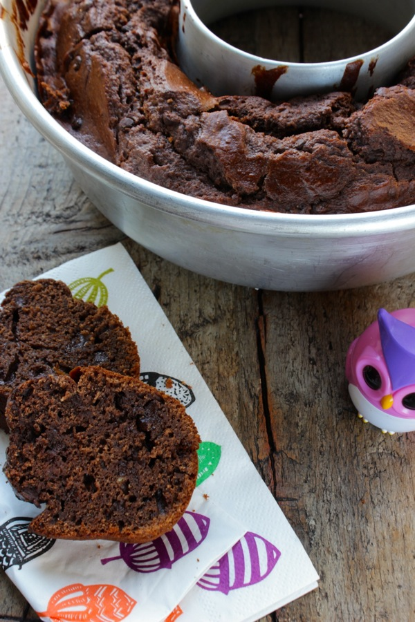 ciambella al cioccolato