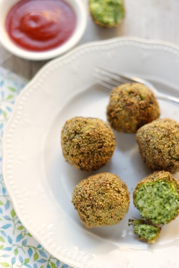 polpettine di broccoli siciliani