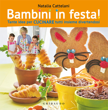 Bambini in Festa - book - Natalia Cattelani