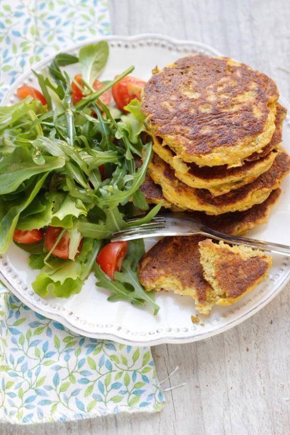 pancake di minestrone