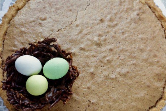Torta al cioccolato delle Cattelani