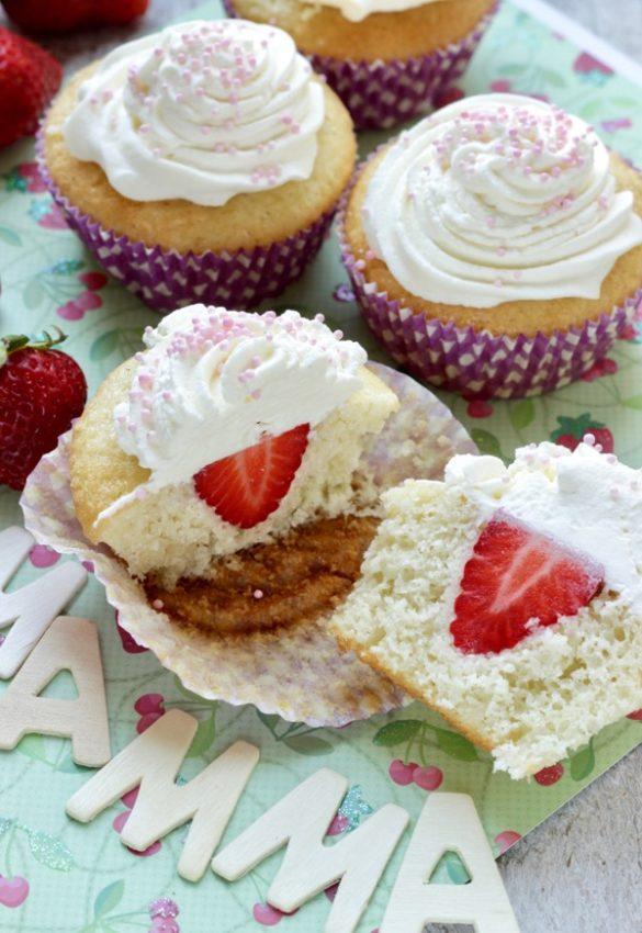 tortine cocco e lime per la festa della mamma