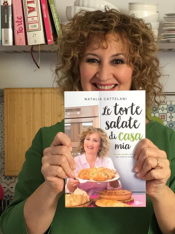 il nuovo libro le torte salate di casa mia