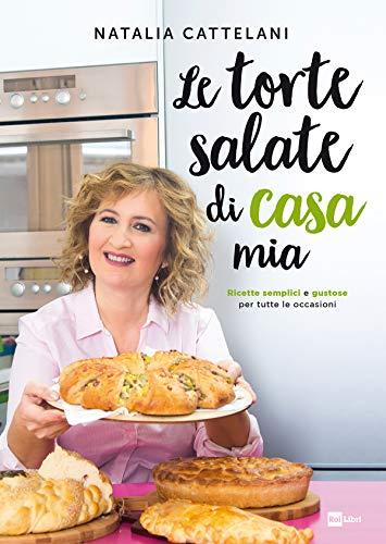 Libro - Le torte salate di casa mia